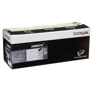 Lexmark original toner 24B6015, black, 35000str., return, Lexmark M5155, M5170, XM5163, XM5170