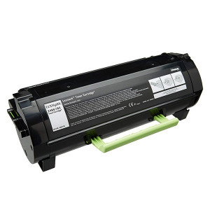 Lexmark original toner 24B6186, black, 16000str., return, Lexmark M3150, XM3150