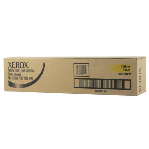 Xerox original toner 006R01271, yellow, 7000str., Xerox WorkCentre 7132, 7232, 7242