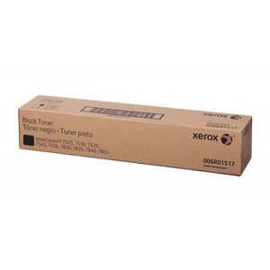 Xerox original toner 006R01517, black, 26000str., Xerox WorkCentre 7525, 7530, 7835