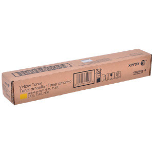 Xerox original toner 006R01518, yellow, 15000str., Xerox WorkCentre 7525, 7530