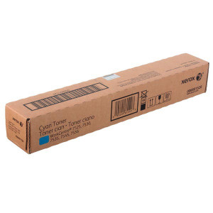 Xerox original toner 006R01520, cyan, 15000str., Xerox WorkCentre 7525, 7530