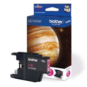 Brother original ink LC-1240M, magenta, 600str., Brother MFC-J6910DW