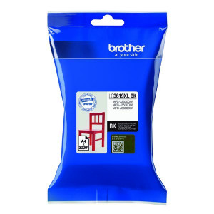 Brother original ink LC-3619XLBK, black, 3000str., 60ml, Brother MFCJ2330, 3530, 3930