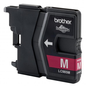 Brother original ink LC-985M, magenta, 260str., Brother DCP-J315W