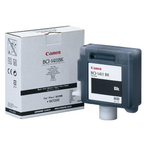 Canon original ink BCI1411B, black, 330ml, 7574A001, Canon W7200, 8400D, 8200D