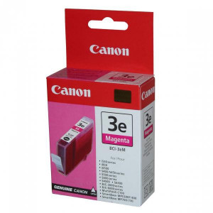 Canon original ink BCI3eM, magenta, 280str., 4481A002, Canon BJ-C6000, 6100, S400, 450, C100, MP700