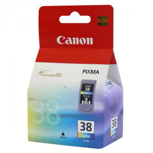 Canon originál ink CL38, color, 207str., 9ml, 2146B001, Canon iP1800