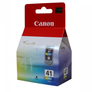 Canon originál ink CL41, color, 303str., 12ml, 0617B001, Canon iP1600, iP2200, iP6210D, MP150, MP170, MP450