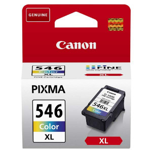 Canon originál ink CL-546XL, colour, 300str., 13ml, 8288B001, Canon Pixma MG2450,2550
