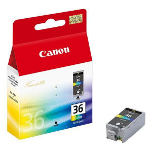 Canon original ink CLI36, color, 12ml, 1511B001, Canon Pixma Mini 260