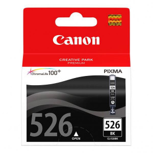 Canon original ink CLI526BK, black, 9ml, 4540B001, Canon Pixma  MG5150, MG5250, MG6150, MG8150