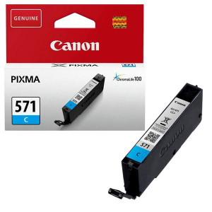 Canon original ink 0386C001, cyan, 345str., 7ml, 1ks, Canon PIXMA MG5750, MG5751, MG5752, MG5753, MG6851, MG68