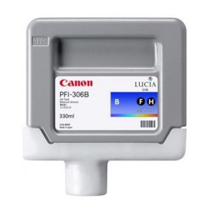 Canon original ink PFI306BL, blue, 330ml, 6665B001, Canon iPF-8300