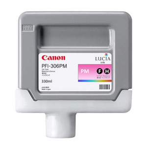 Canon originál ink PFI306PM, photo magenta, 330ml, 6662B001, Canon iPF-8300, 8400, 9400