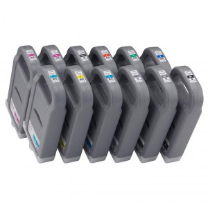 Canon original ink PFI701PM, photo magenta, 700ml, 0905B001, 0905B005, Canon iPF-8X00, 8000S, 9X00, 9000S