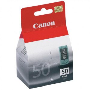 Canon originál ink PG50, black, 750str., 22ml, 0616B001, Canon iP2200, MP150, 170, 450