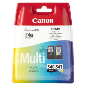 Canon original ink PG540/CL541 multipack, black/color, 5225B006, Canon Pixma MG2150, 3150