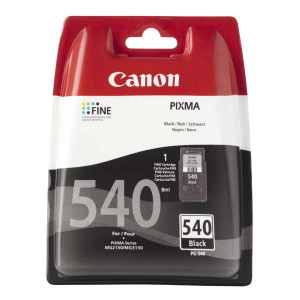 Canon original ink PG540, black, 180str., 5225B005, Canon Pixma MG2150, 3150