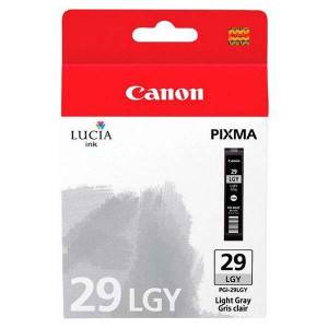 Canon original ink PGI29 Light Grey, light grey, 4872B001, Canon PIXMA Pro 1