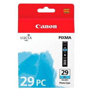 Canon original ink PGI29PC, photo cyan, 4876B001, Canon PIXMA Pro 1