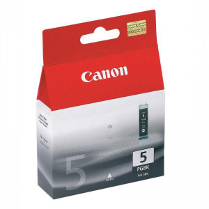 Canon original ink PGI5BK, black, 360str., 26ml, 0628B001, Canon iP4200, 5200, 5200R, MP500, 800