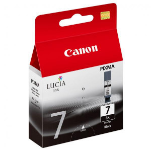 Canon original ink PGI7BK, black, 570str., 2444B001, Canon Pixma MX7600