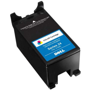 Dell originál ink 592-11297, 592-11345, X769N, color, high capacity, Dell V715