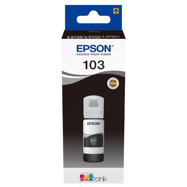 Epson original ink C13T00S14A, 103, black, 65ml, Epson