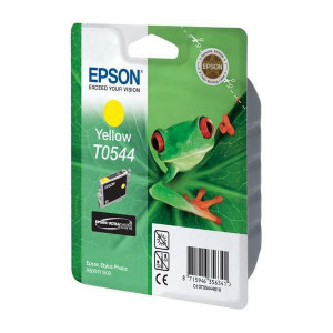 Epson originál ink C13T054440, yellow, 400str., 13ml, Epson Stylus Photo R800, R1800