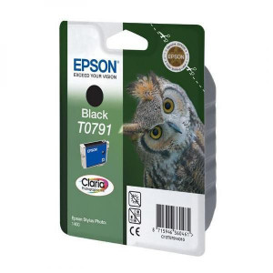 Epson original ink C13T079140, black, 11,1ml, Epson Stylus Photo 1400