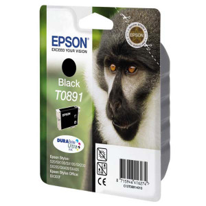 Epson original ink C13T08914011, black, 5,8ml, Epson Stylus S20, SX100, SX200, SX400