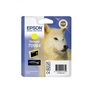 Epson original ink C13T09644010, yellow, 13ml, Epson Stylus Photo R2880