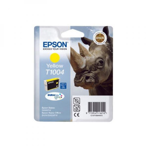 Epson original ink C13T10044010, yellow, 11,1ml, Epson Stylus Office B40W, BX600FW