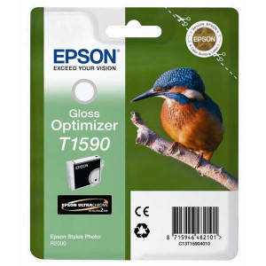Epson original ink C13T15904010, gloss optimizér, Epson Stylus Photo R2000