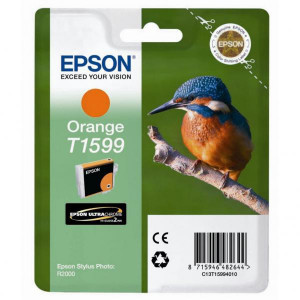 Epson original ink C13T15994010, orange, 17ml, Epson Stylus Photo R2000