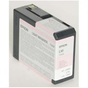 Epson original ink C13T580600, light magenta, 80ml, Epson Stylus Pro 3800