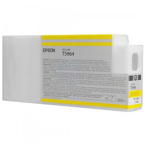 Epson original ink C13T596400, yellow, 350ml, Epson Stylus Pro 7900, 9900