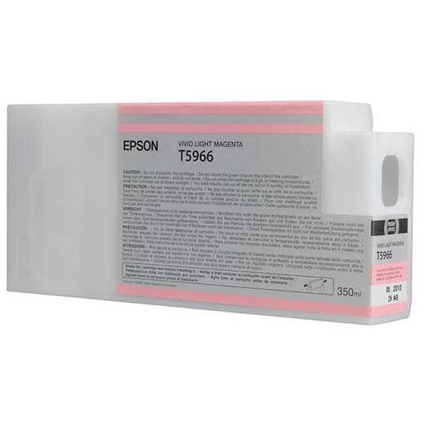 Epson original ink C13T596600, light vivid magenta, 350ml, Epson Stylus Pro 7900, 9900