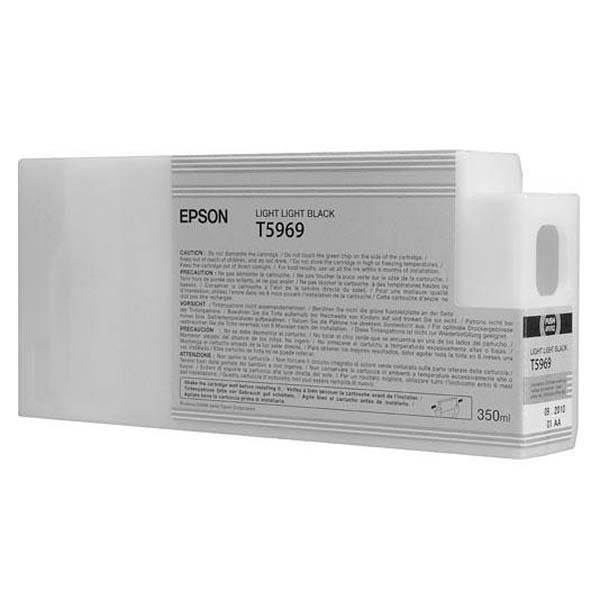 Epson original ink C13T596900, light light black, 350ml, Epson Stylus Pro 7900, 9900