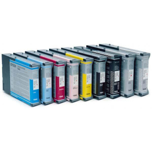 Epson original ink C13T605700, light black, 110ml, Epson Stylus Pro 4800, 4880