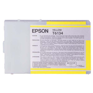 Epson original ink C13T613400, yellow, 110ml, Epson Stylus Pro 4400, 4450
