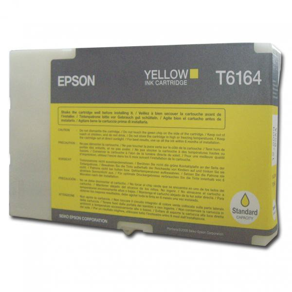 Epson original ink C13T616400, yellow, Epson Business Inkjet B300, B500DN