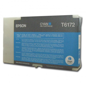 Epson originál ink C13T617200, cyan, 100ml, high capacity, Epson B500, B500DN
