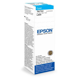 Epson original ink C13T67324A, cyan, 70ml, Epson L800