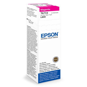 Epson original ink C13T67334A, magenta, 70ml, Epson L800