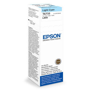 Epson original ink C13T67354A, light cyan, 70ml, Epson L800