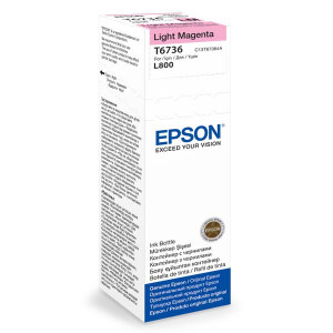 Epson original ink C13T67364A, light magenta, 70ml, Epson L800