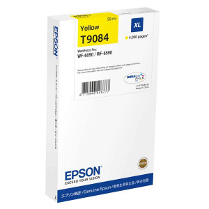 Epson originál ink C13T908440, T9084, XL, yellow, 39ml, Epson WorkForce Pro WF-6090DW