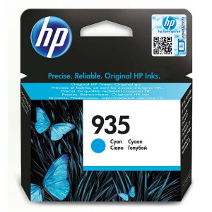 HP original ink C2P20AE, HP 935, cyan, 400str., HP Officejet 6812,6815,Officejet Pro 6230,6830,6835